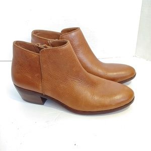 NWOT Sam Endelman brown ankle boots